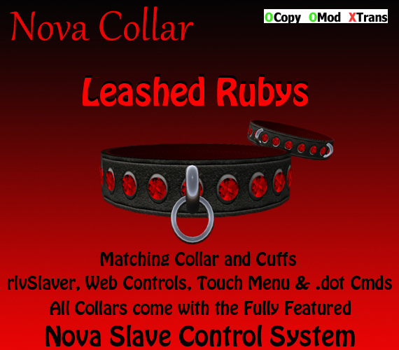 Leashed Rubys